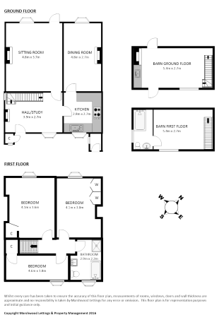 Floor plan example